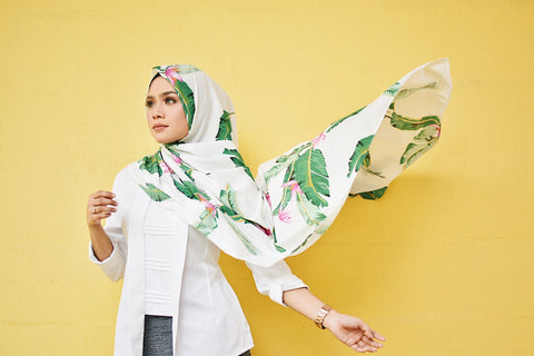 Create your own hijab (with editing services)