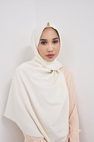 Matte Satin Angel (Shawls)