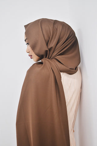 Glitter Taupe (Shawls)