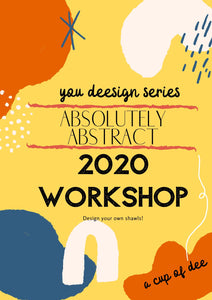 2020 You Deesign Series : Absolutely Abstract!