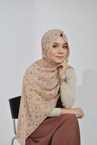 Chantae Cream (Shawl)