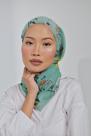Marie Mint (Shawl)