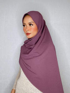 Raisin Scallop Lasercut (Khimar)