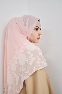 Zahara Rose Lace Pink