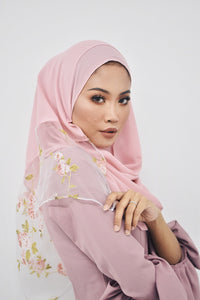 Zahara Rose Dusty Pink