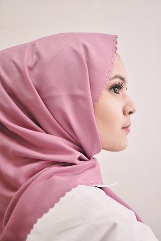 Glitter Dusty Pink (Shawls) - New Colour