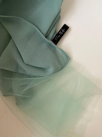 Mint To Be Tulle (NEW COLOUR)