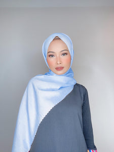 Sea waves Flowy Lasercut (Khimar)