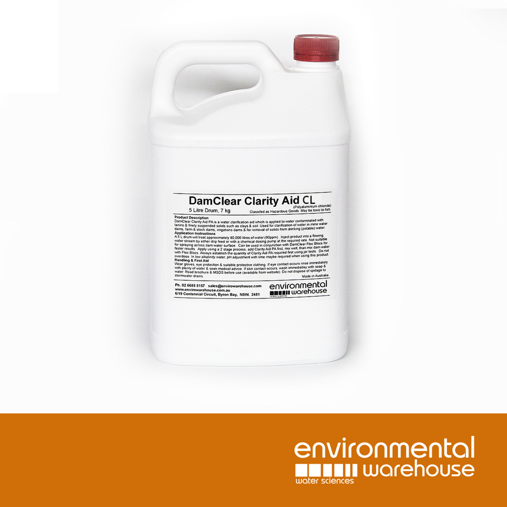 DamClear Clarity Aid CL | 5L Bottle