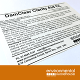 DamClear Clarity Aid CL | 20L Drum