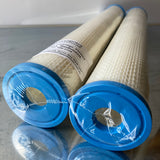Pleated Polyester Sediment Filter - 10 Micron Washable  | 2PACK - Part No. HW2110