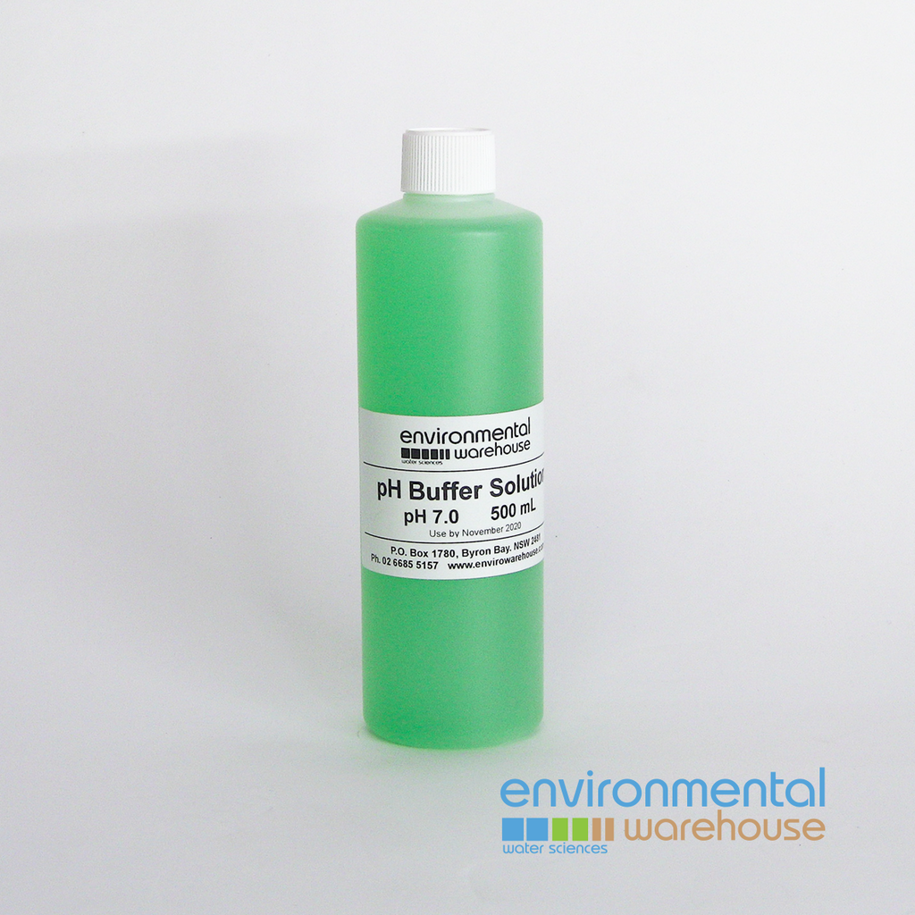 pH Meter Calibration Solutions - pH 7, 500mL