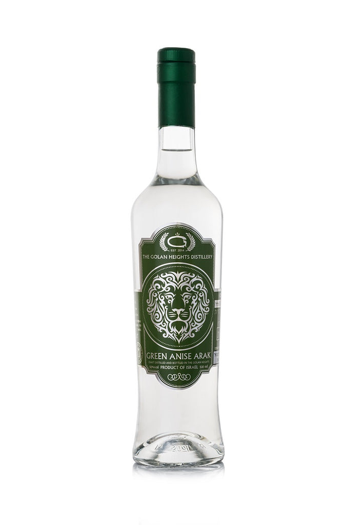 Green Anise Arak 50% 500ml