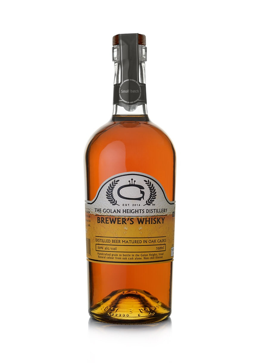 Brewer's Whisky - OMG 50% 700 ml.