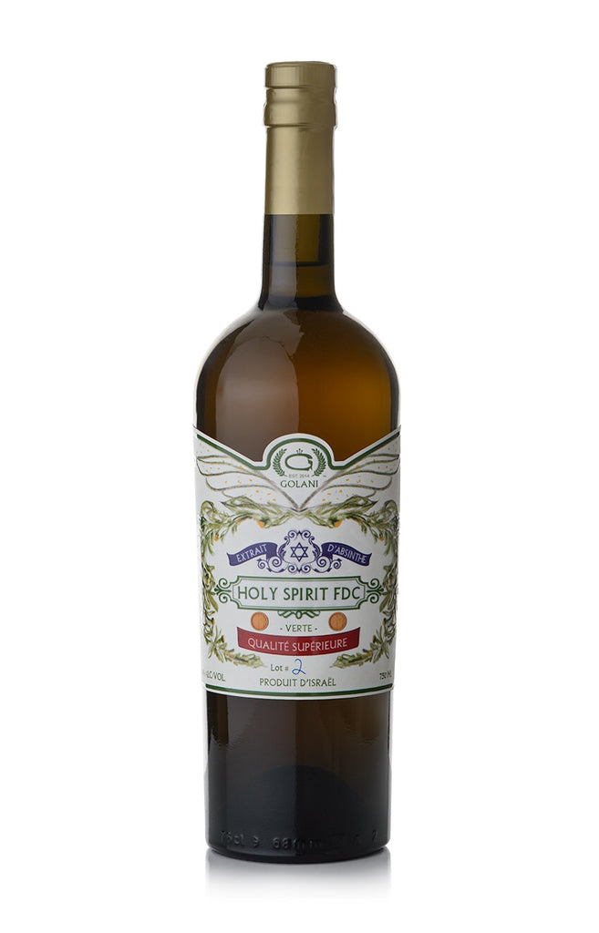 FDC Holy Spirit Superior Absinthe 68% 750ml Batch 2