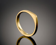 "Load image into Gallery viewer, ""Sandstorm""- Unisex stacking Ring."