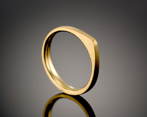 """Sandstorm""- Unisex stacking Ring."