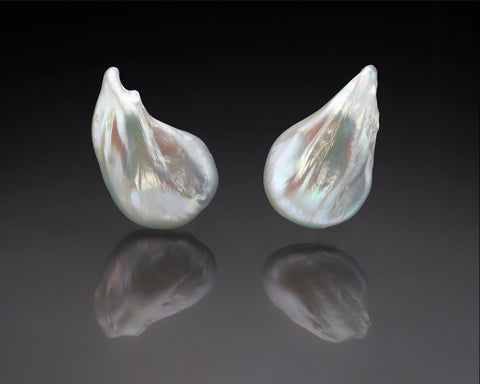 Baroque Soufflé Pearl Earrings