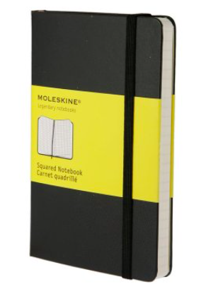 SQUARED NOTEBOOK POCKET