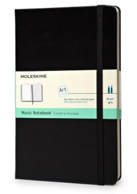 MUSIC NOTEBOOK POCKET