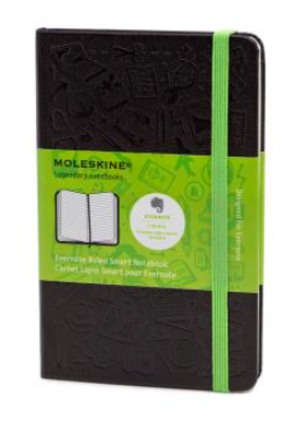 EVERNOTE SMART NOTEBOOK POCKET RULED