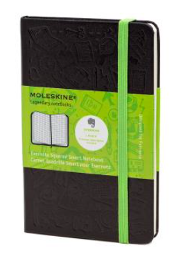 EVERNOTE SMART NOTEBOOK POCKET SQUARED