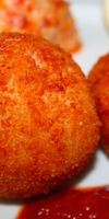 Arancini - Hand rolled and house made