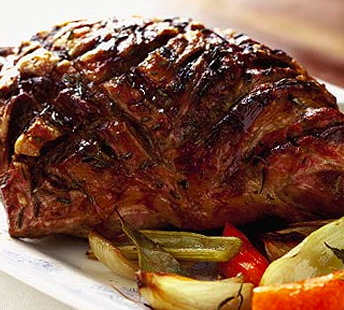Slow roast beef - 20 pieces
