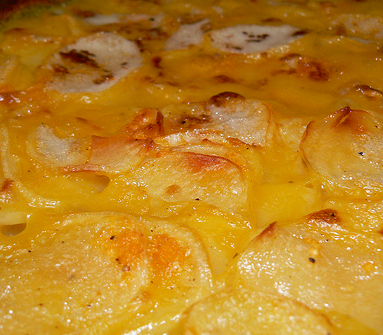 Scalloped potato