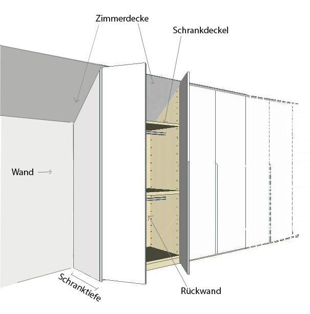schrank nach ma konfigurator idaw. Black Bedroom Furniture Sets. Home Design Ideas