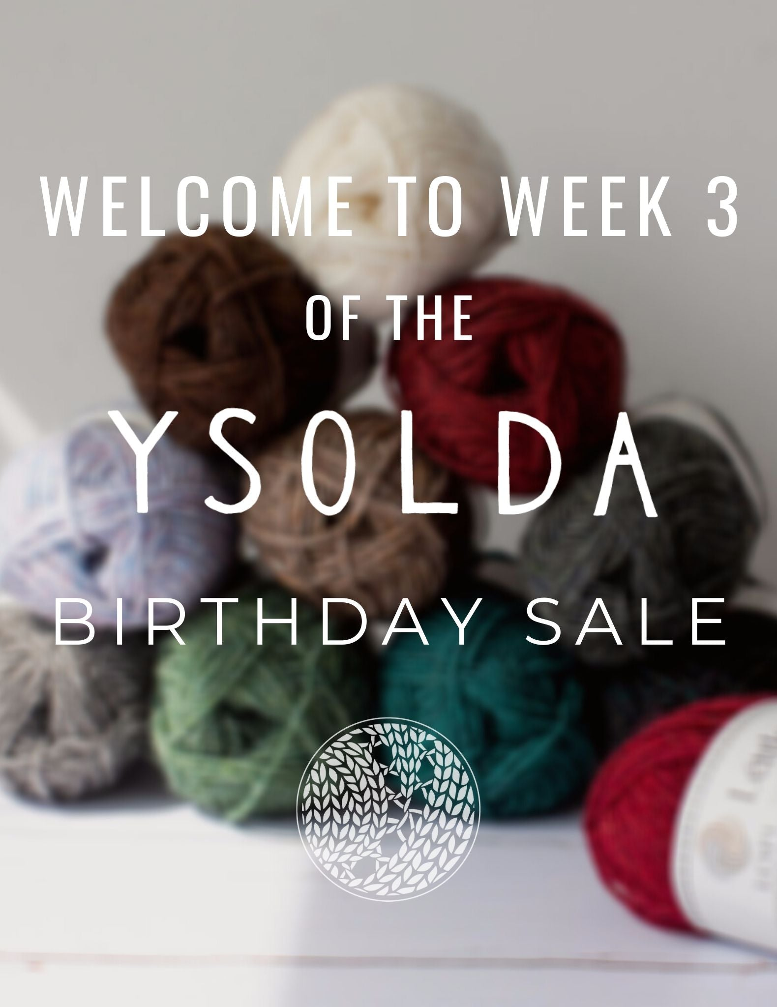 2020 Birthday sale week 3