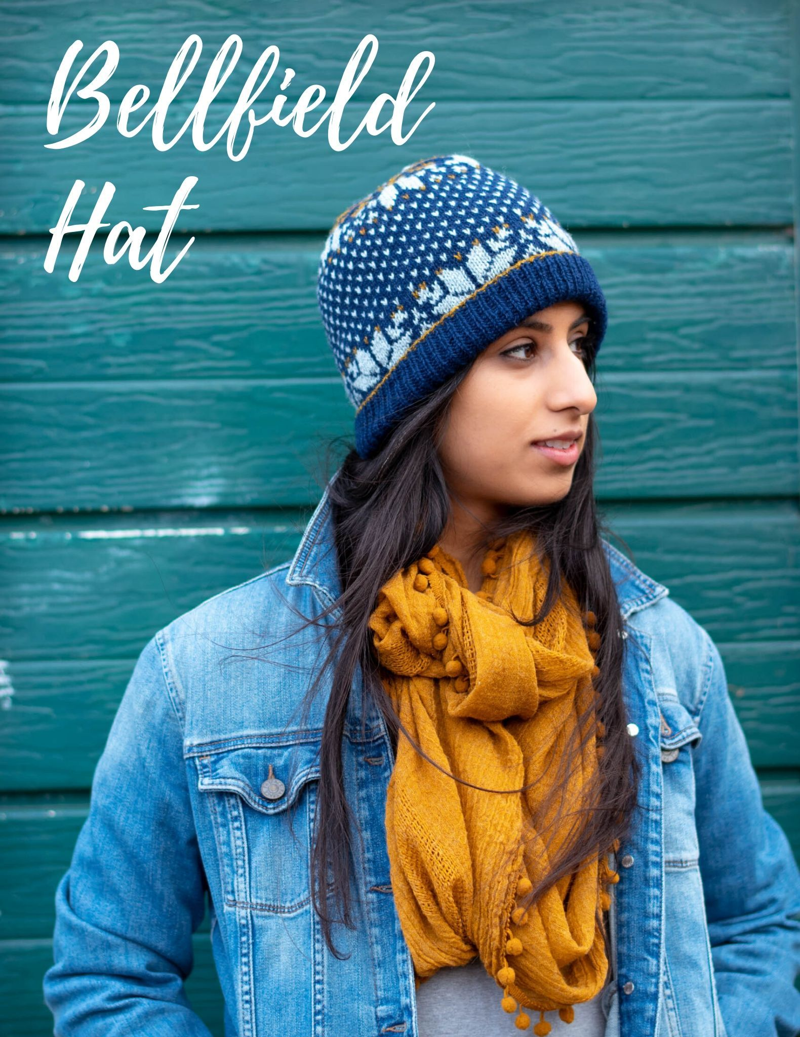 Colourwork Club: Bellfield Hat