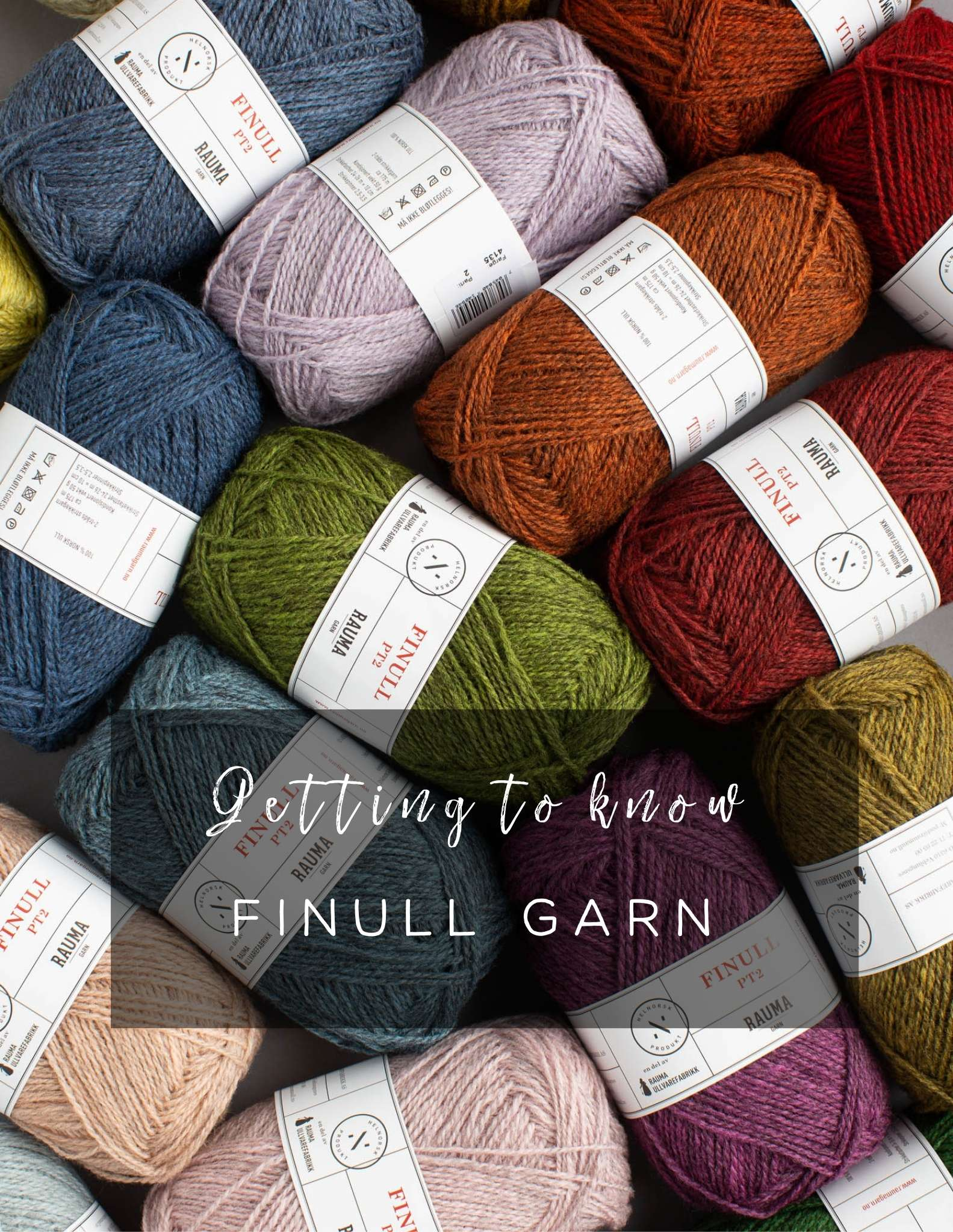 Getting to Know Finull Garn
