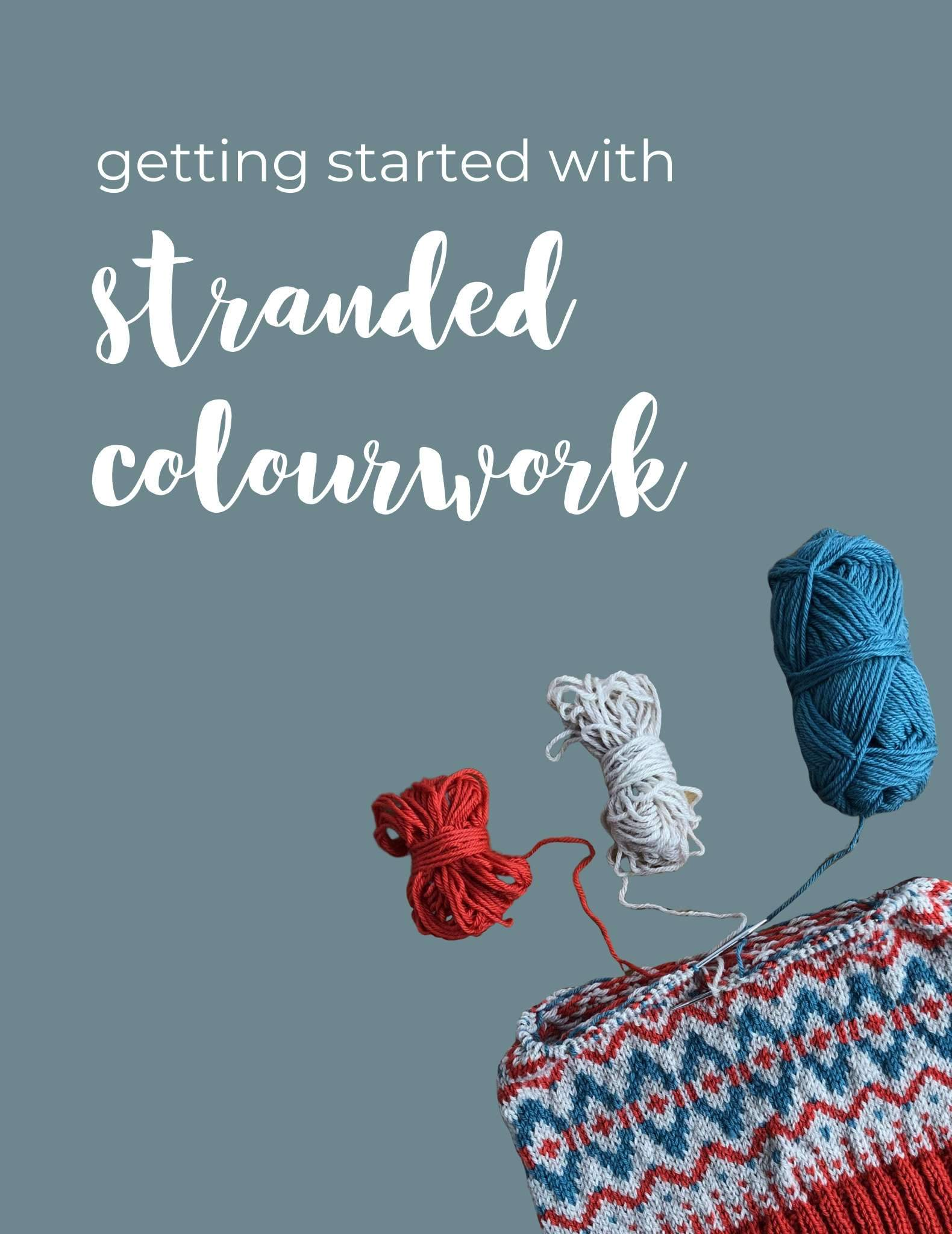 Getting Started With Colourwork