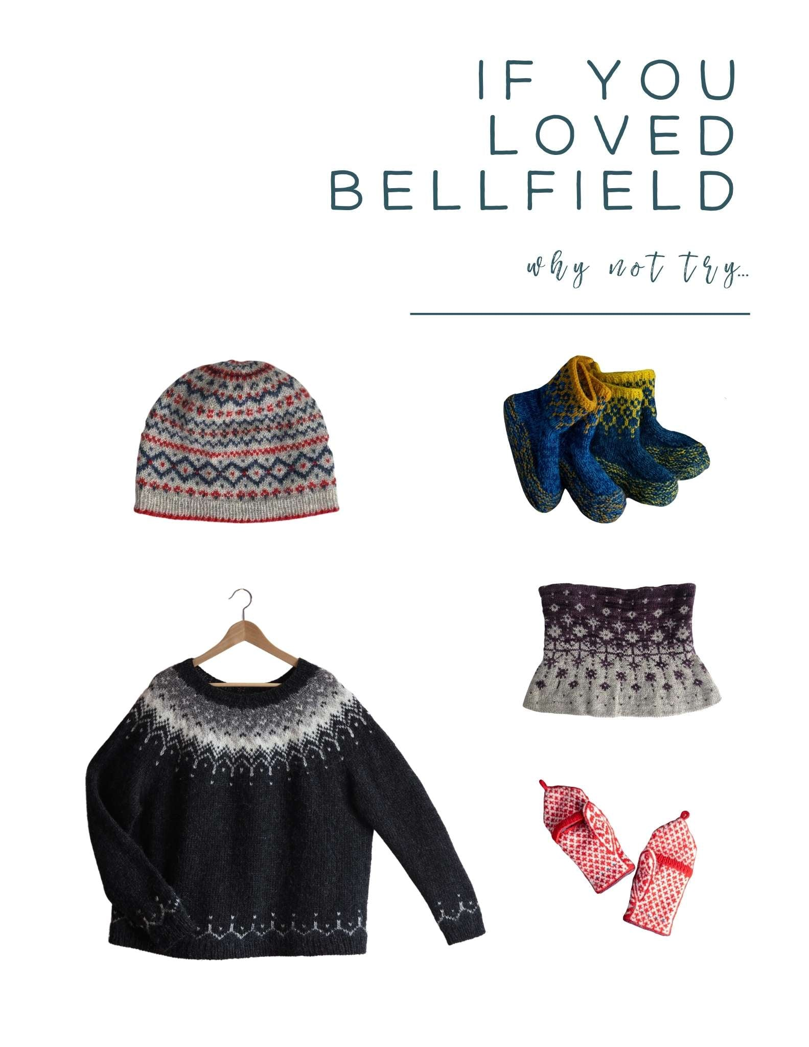 If you loved Bellfield why not try...