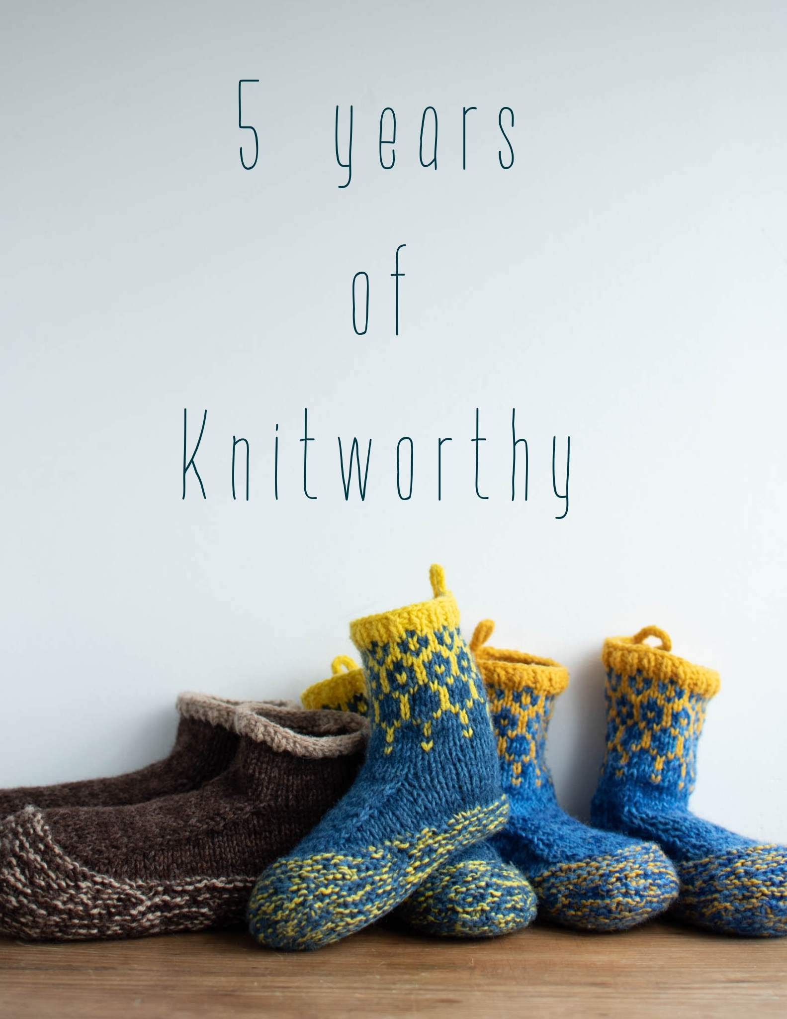 Knitworthy Favourites