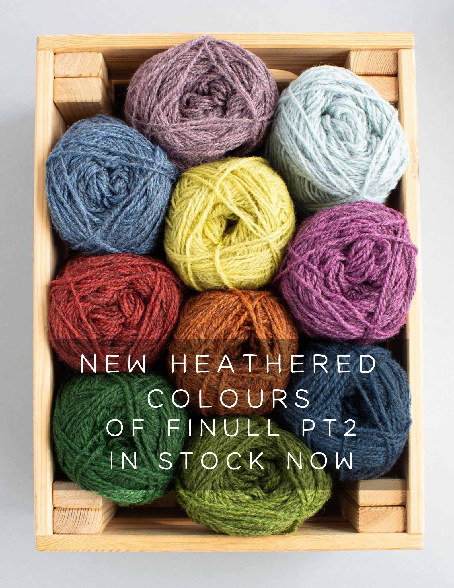 New in the Store - Finull PT2 Heathers