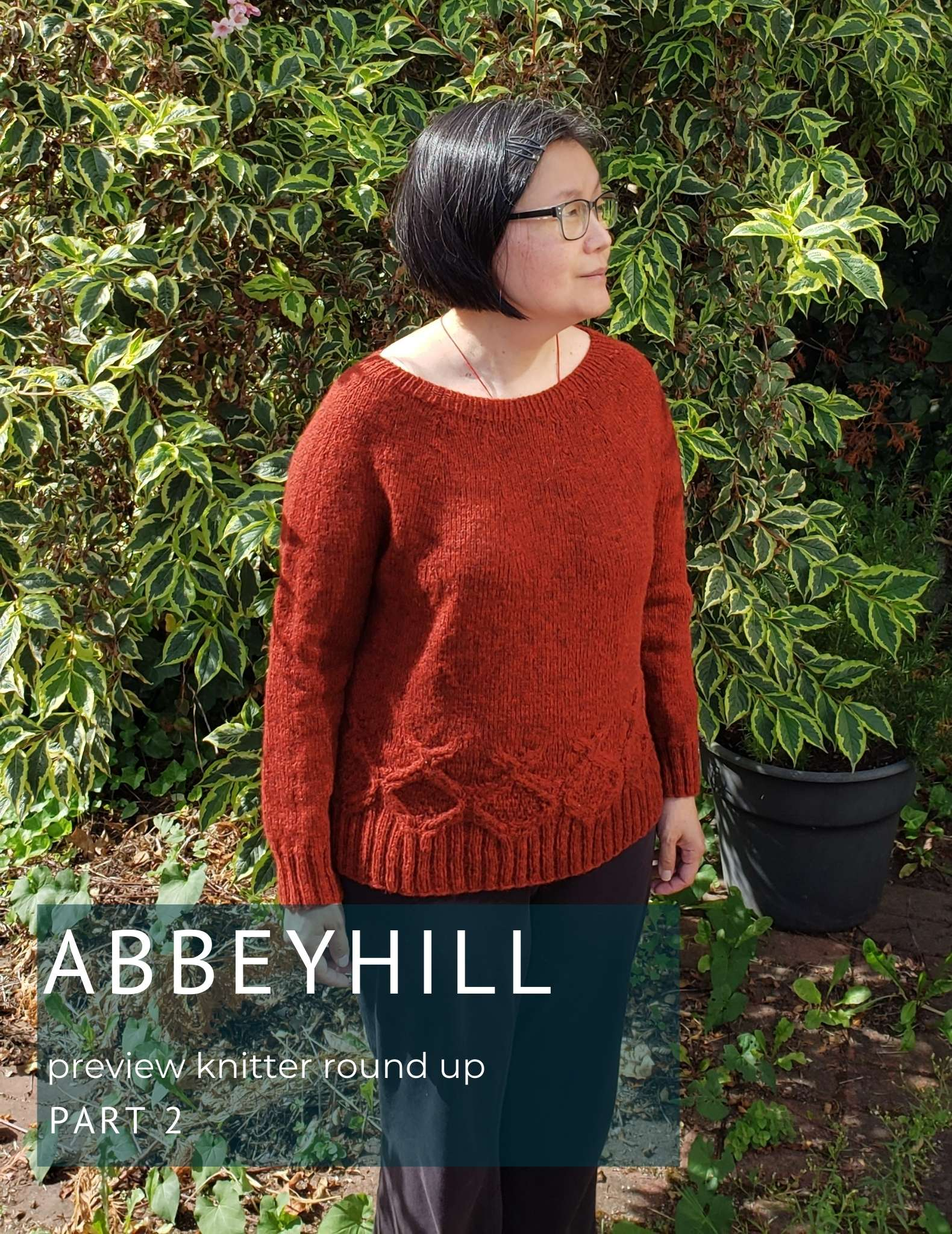 Abbeyhill: Preview knitter round up - Part 2
