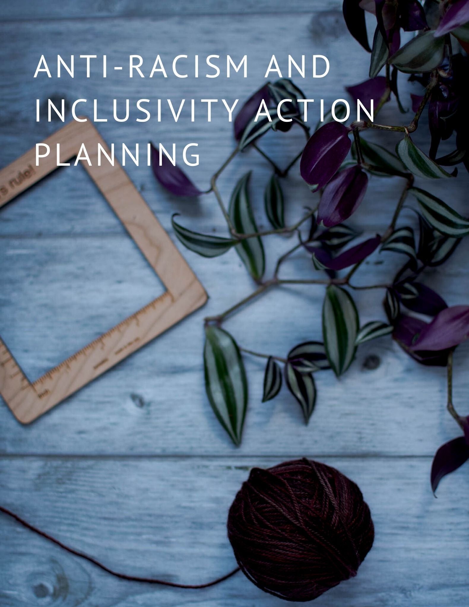Anti-racism and inclusivity action planning
