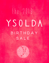 Ysolda's 2019 Birthday Sale