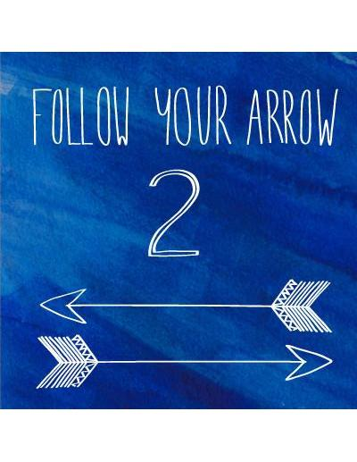 Follow Your Arrow 2 Patterns Ysolda