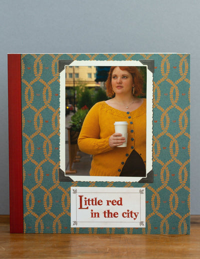 Little Red in the City - ebook collection Ysolda