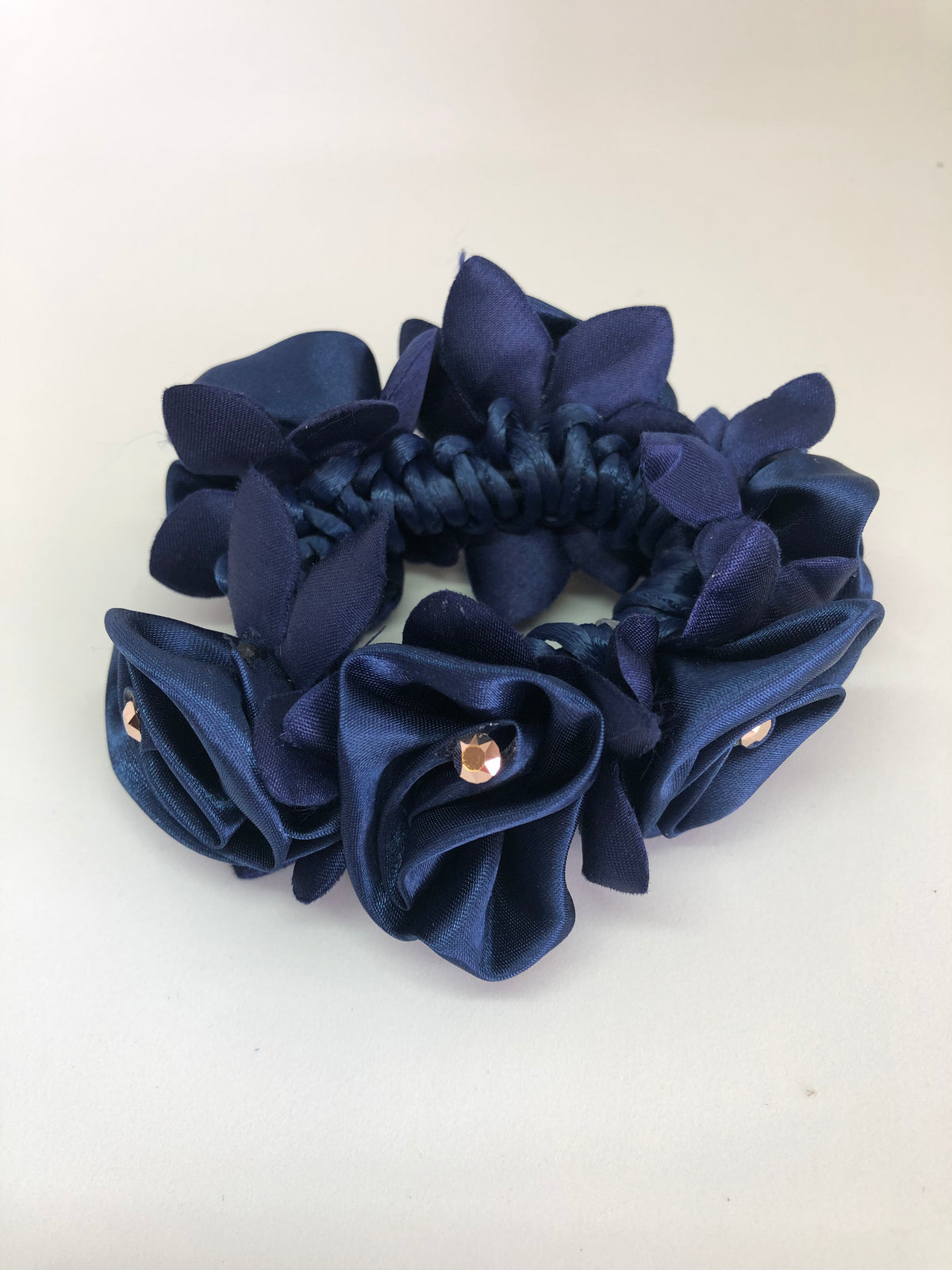 Rose Scrunchies