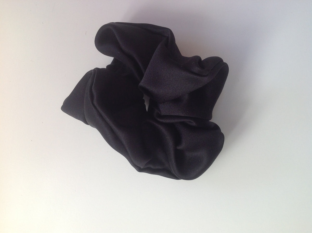 Duchess Satin Scrunchies