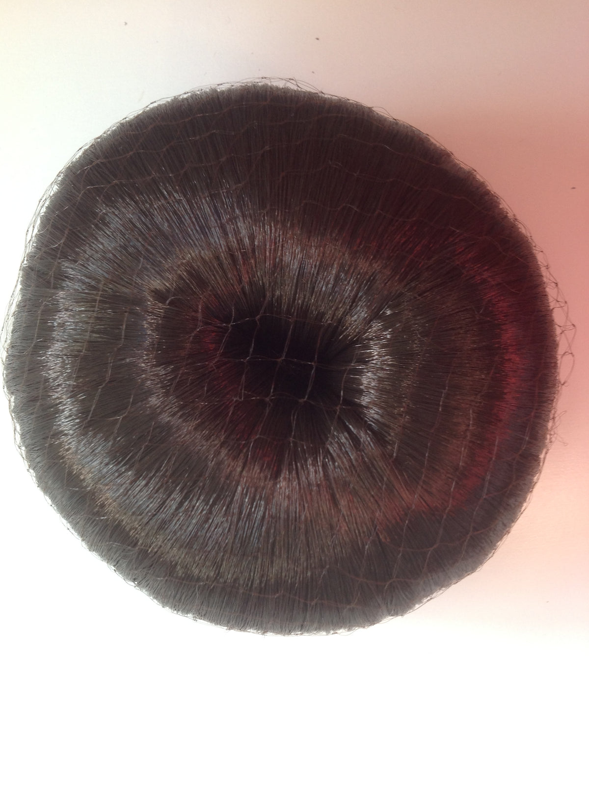 Fine bun net Blonde and brown/black pack of 3