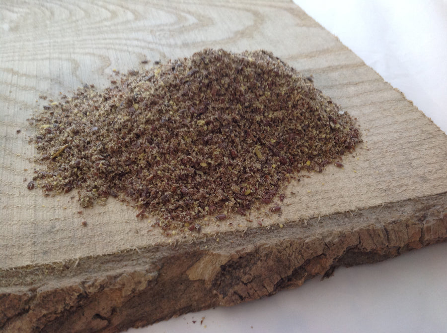 Micronized Cooked Linseed