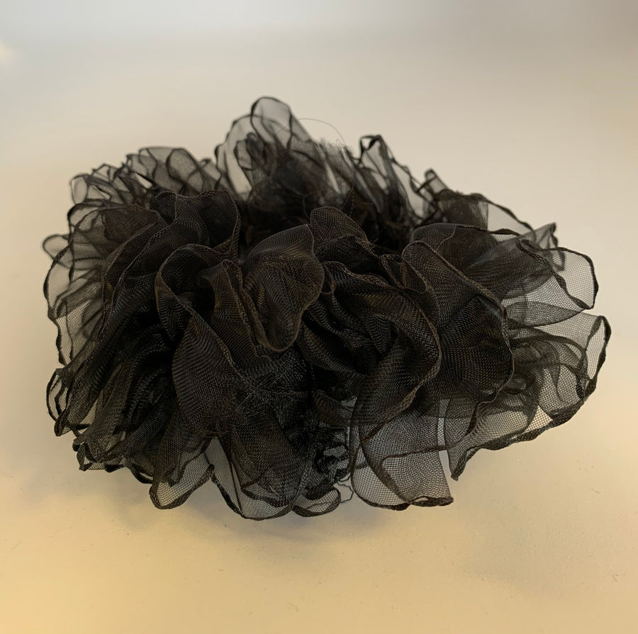 Ruffled Scrunchies