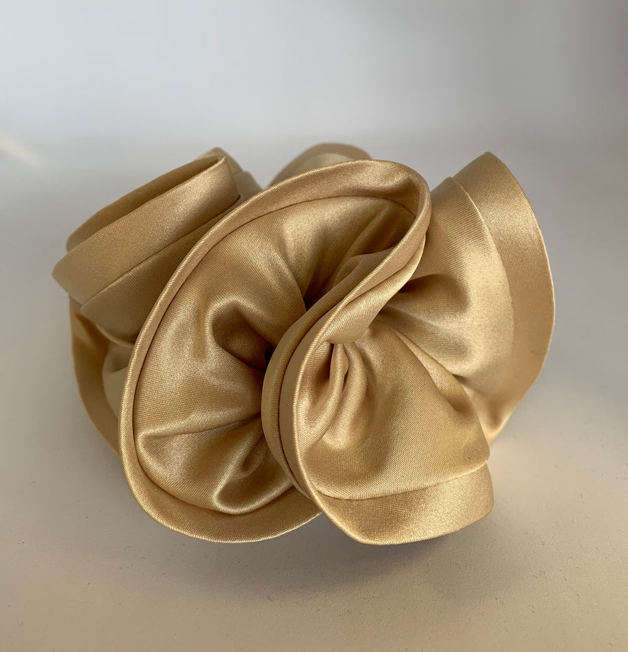 Deluxe Satin Scrunchie