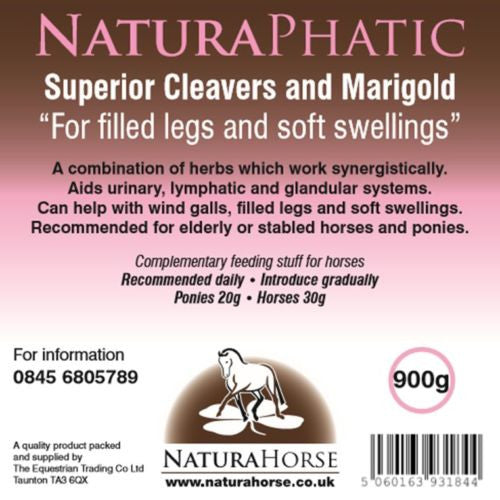 Natura Phatic (Cleavers & Marigold Flowers)