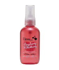 REFRESHING BODY SPRITZER Raspberry & Blackberry 100ml - Eliksirio - 1